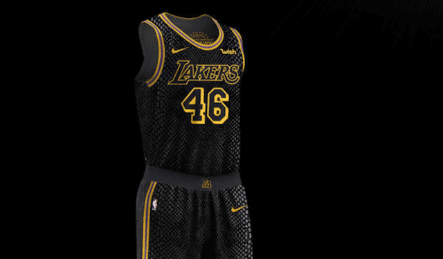 Kobe Bryant Describes Process Of Creating Nike Lakers ...