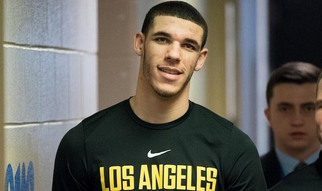 Lonzo Ball, Los Angeles Lakers