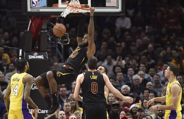 9ae12a70379 Billboards Recruiting LeBron James To Sign With Lakers As Free Agent  Expected To Be Put Up - Lakers Nation