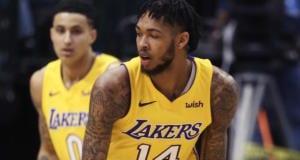 Brandon Ingram, Lakers, Kyle Kuzma