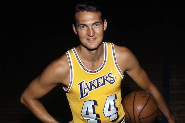 Jerry West, Los Angeles Lakers