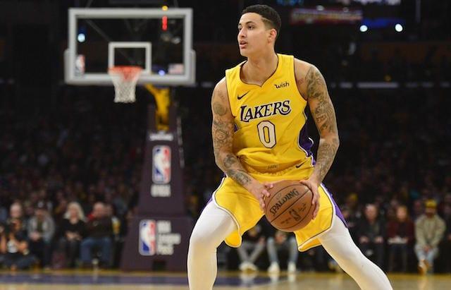 Kyle Kuzma, Lakers