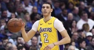 Lonzo Ball, Lakers