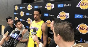 channing frye, lakers