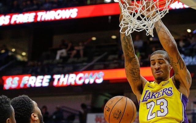 Lakers News  Gary Payton II Called Up From South Bay - Lakers Nation 6f1955945