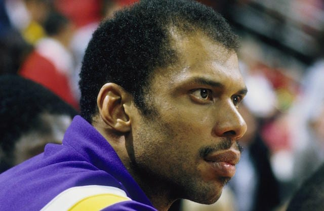 Kareem Abdul-Jabbar, Lakers