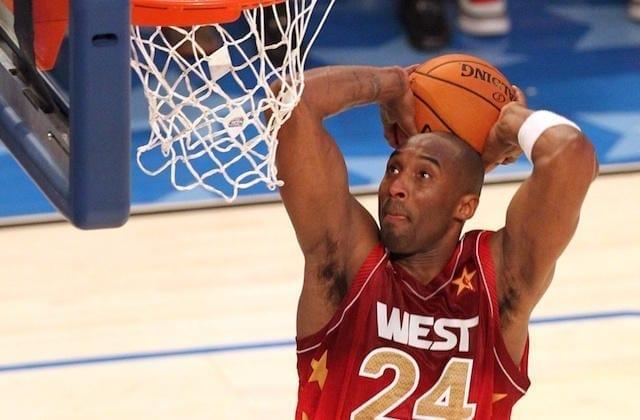 NBA All-Star Game, Kobe Bryant, Los Angeles Lakers