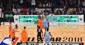 Rising Stars Challenge, Staples Center
