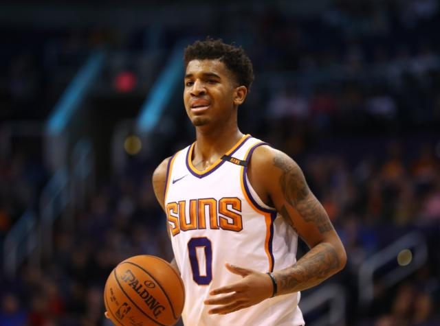 Marquese Chriss, Suns, Lakers