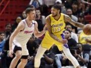 Brandon Ingram, Los Angeles Lakers