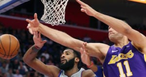 Brook Lopez, Los Angeles Lakers