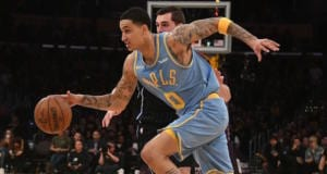 Kyle Kuzma, Los Angeles Lakers, Lakers, Kuzma