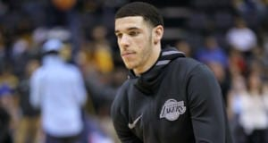 Lonzo Ball, Lakers
