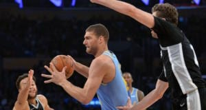 Brook Lopez, Lakers