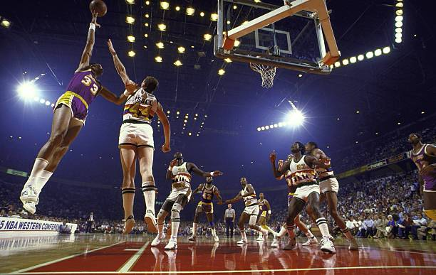 This Day In Lakers History: L.A. Eliminates Nuggets Behind ...