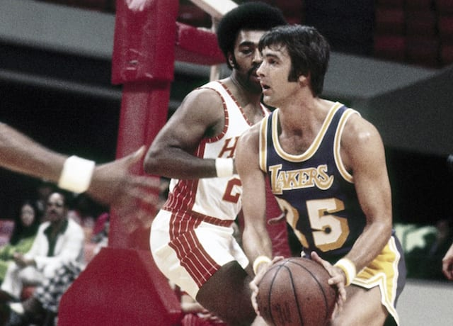 293b2044588 This Day In Lakers History  Gail Goodrich Returns To Franchise Via Trade  With Phoenix Suns