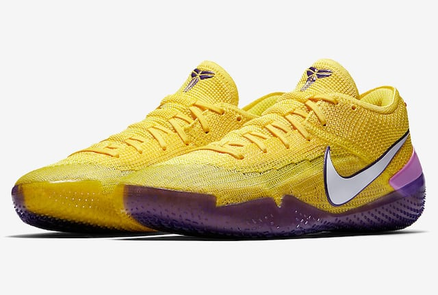 205e07f18d4 Lakers Colorway Of Nike Kobe AD NXT 360 Releasing June 1