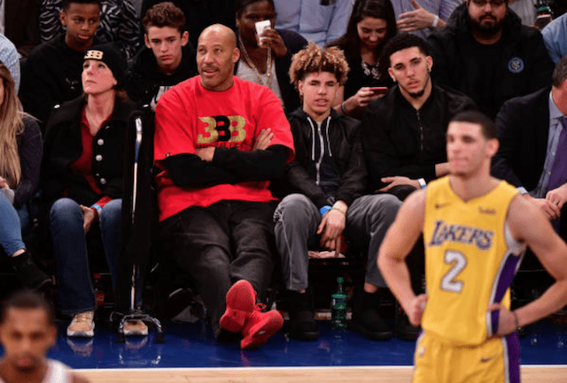 LaVar Ball Blasts Lakers' Training Staff For Causing Lonzo Ball's Injuries