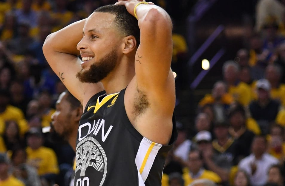 2018 NBA Playoffs: Kobe Bryant 'Detail' Curse Claims Warriors, Stephen Curry As Latest Victim ...