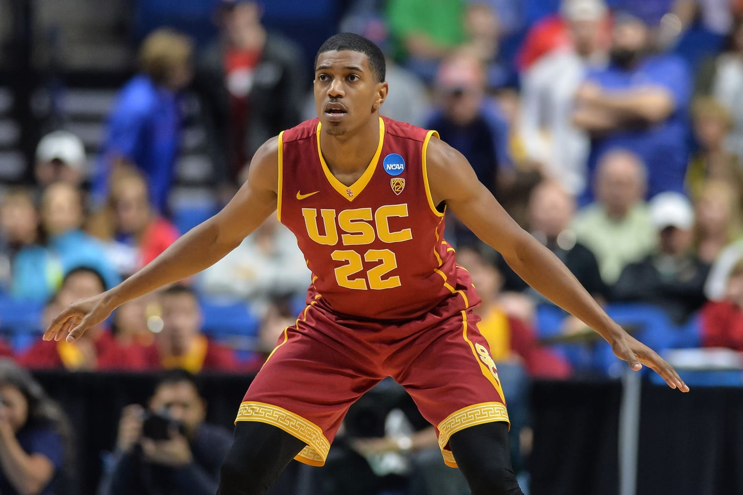 2018 NBA Draft Combine: De'Anthony Melton Interviewed With Lakers