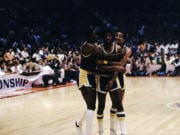 Magic Johnson, Los Angeles Lakers