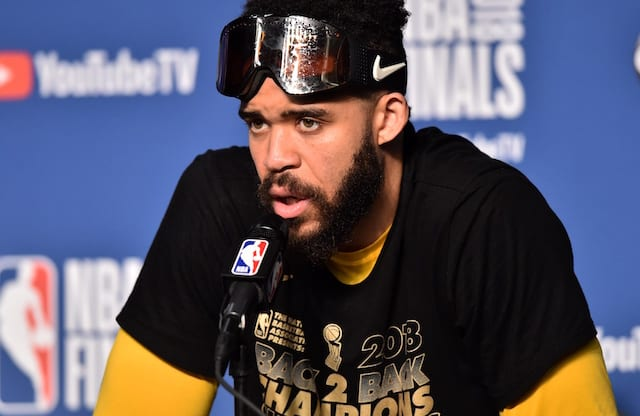 Lakers Free Agent Rumors  Javale McGee Agrees To Contract 6a5f39ccb