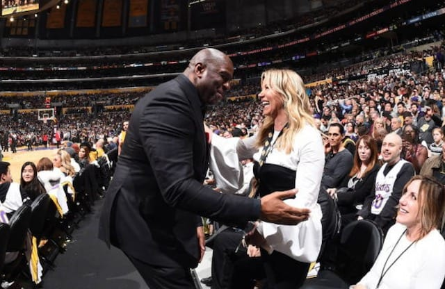 Lakers Rumors: Magic Johnson Offered Pelicans More Than What He Told Jeanie Buss For Anthony...