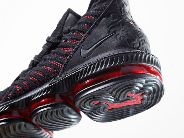 sports shoes 1b7e3 ce2a6 Official Images, Release Details For Nike LeBron 16  Fresh Bred