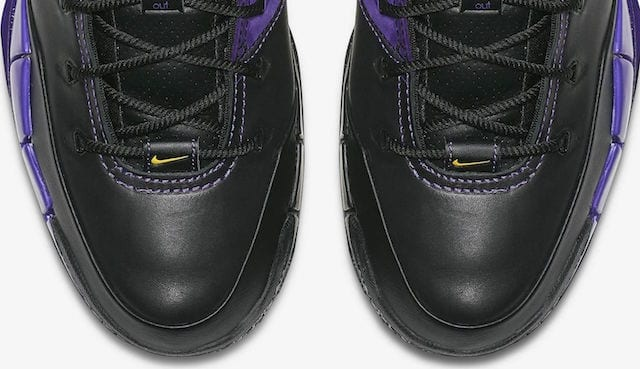 0bfea24c3d8 Kobe Bryant Appearance At The Grove L.A. Coinciding With Release Of Nike  Kobe 1 Protro  Purple Reign
