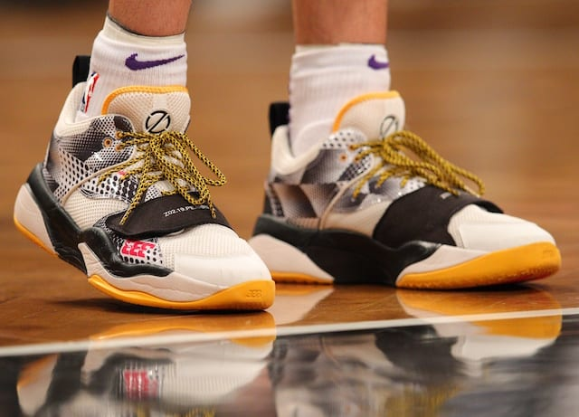 e5c7c60d942 Lonzo Ball Informed Lakers He Would Wear Kobe Bryant s Signature Shoe If  Big Baller Brand Model Was Factor In Ankle Injuries